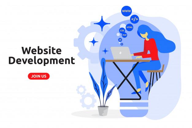 white label website development